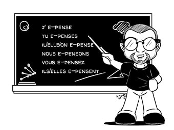 E-penser – Tome 1 – Illustration